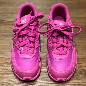 Hot Pink Nike Air Max (child)